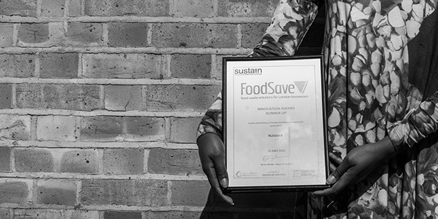 Food Save Award